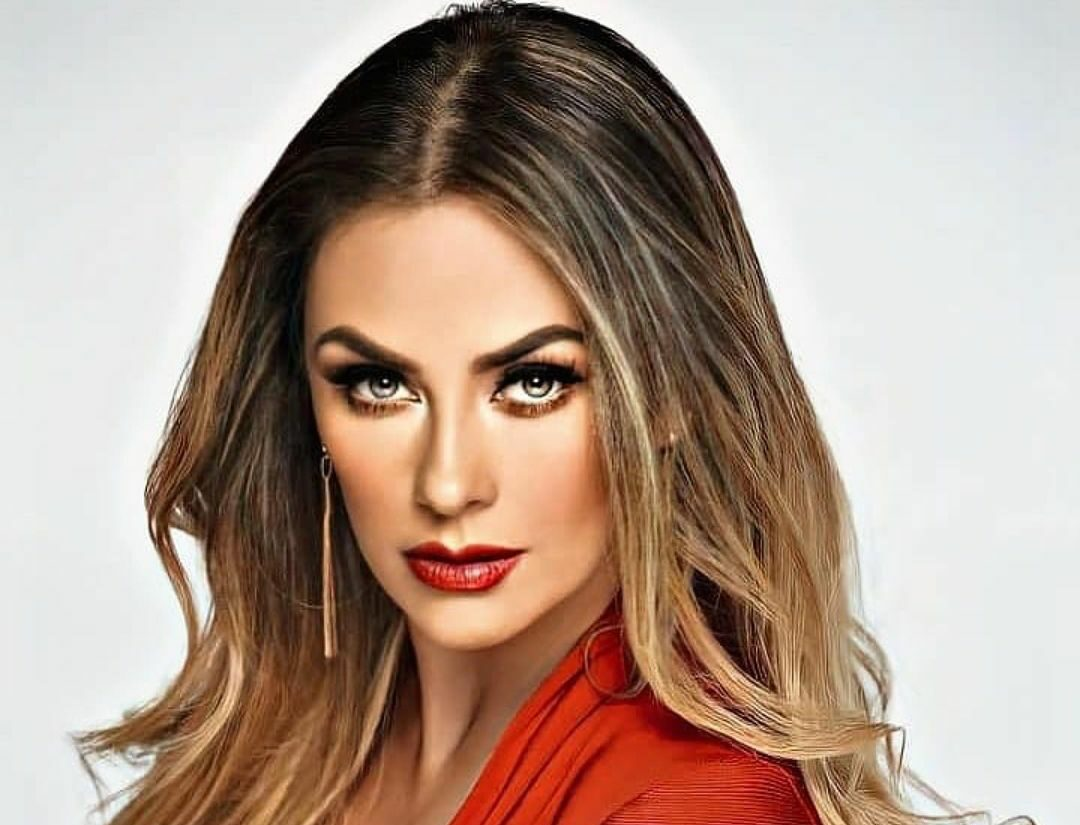 The artistic nude of Aracely Arambula: Luis Miguels ex